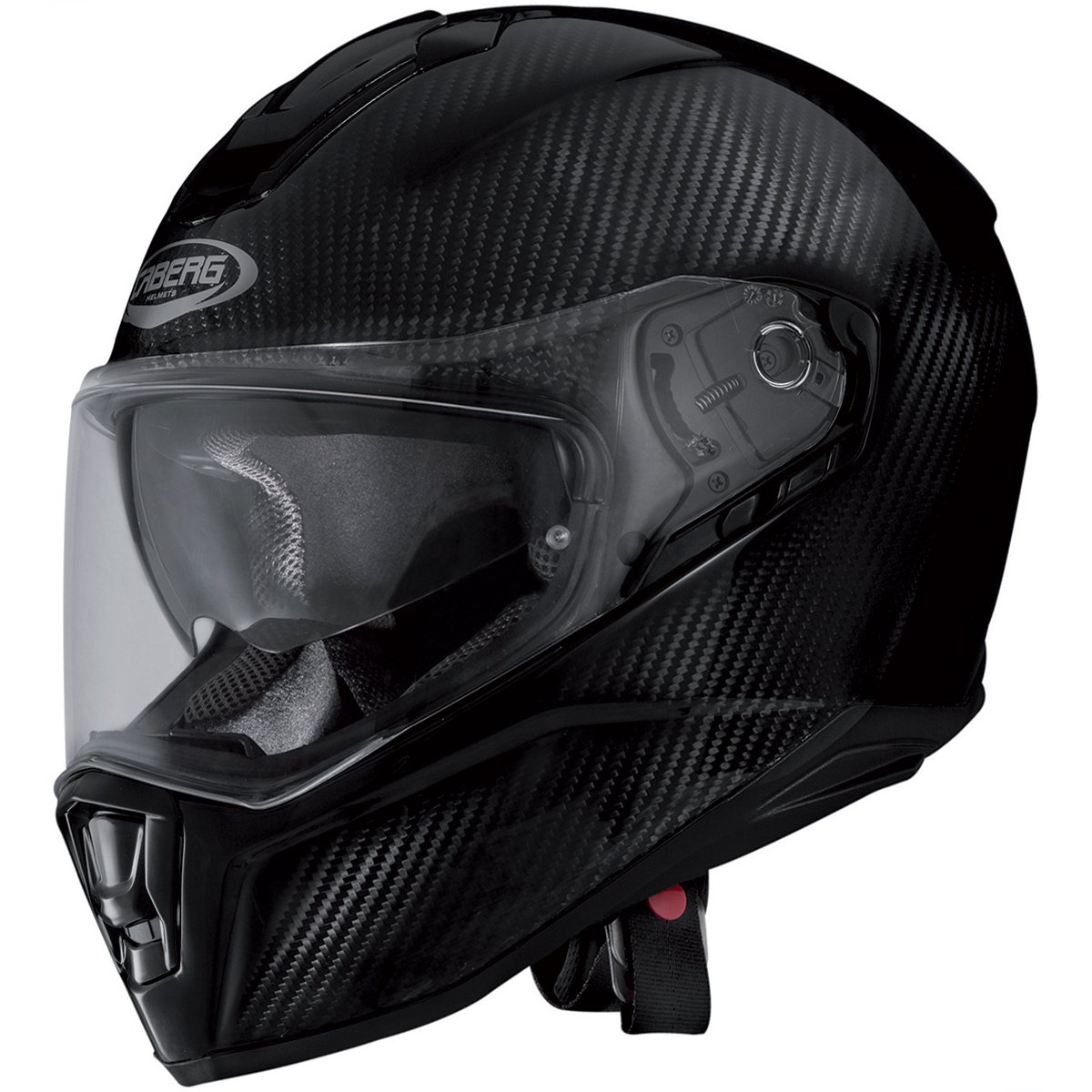 The Caberg Drift Carbon Motorcycle Helmet