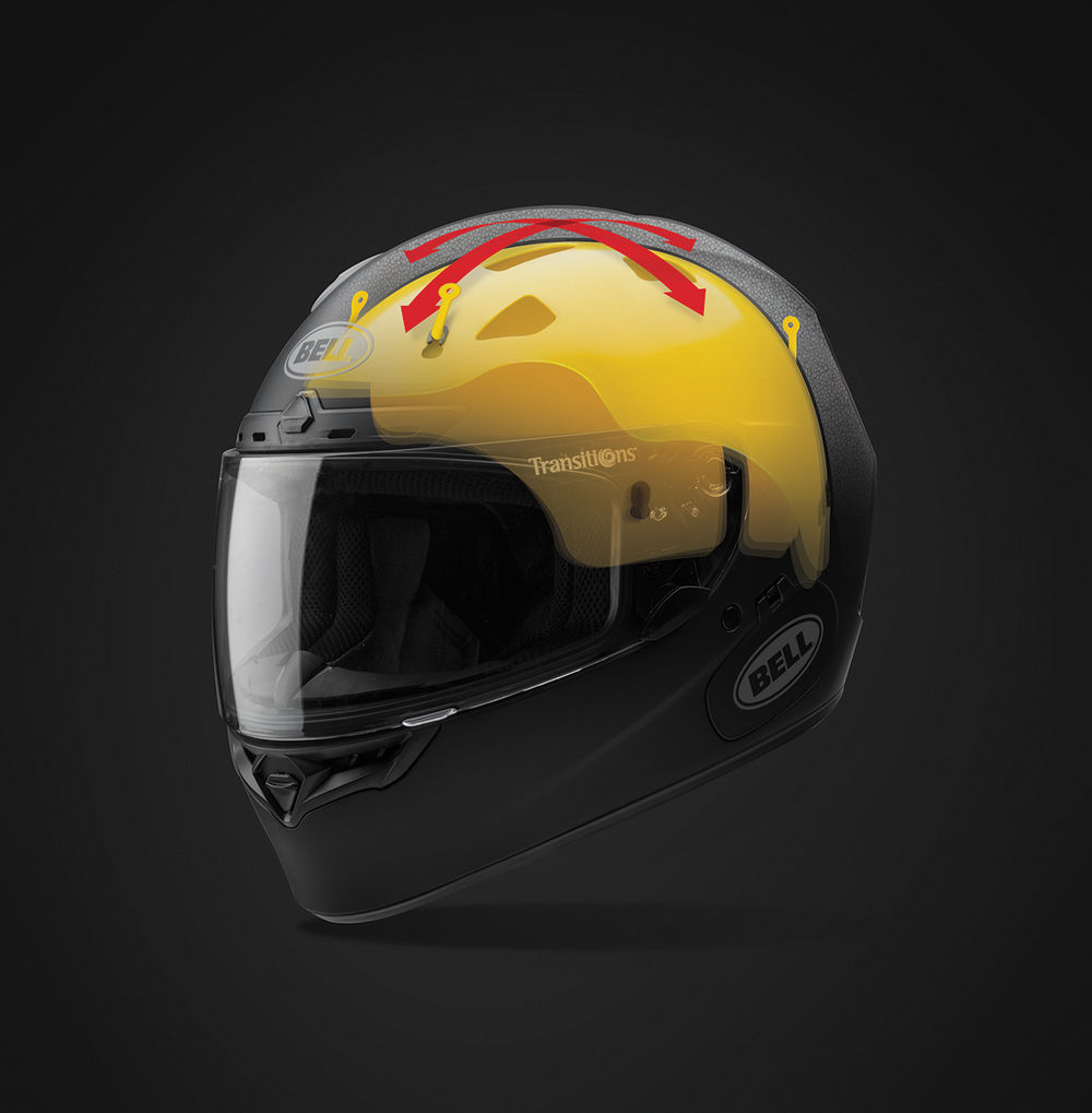 Bell Helmets MIPS Liner X-Ray