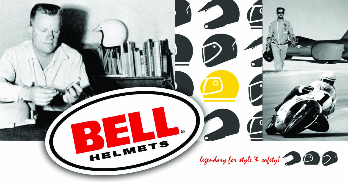 Bell helmets - Legendary style and protection