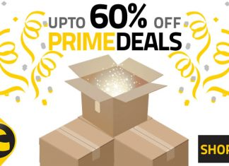 Motorcycle Prime Deals