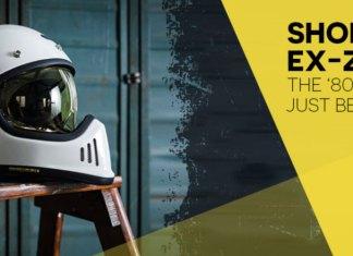 Shoei Ex-Zero Helmet