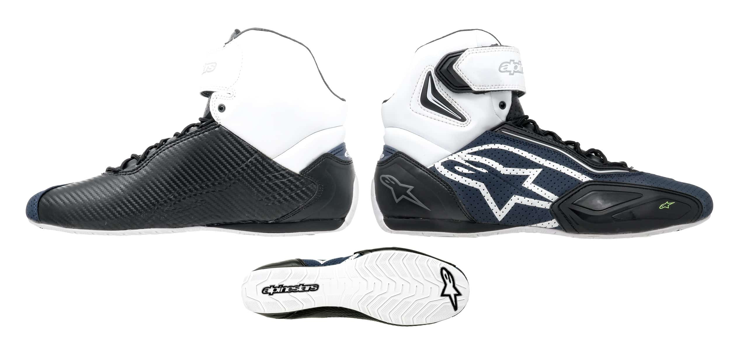 Alpinestars Faster-2 riding shoes
