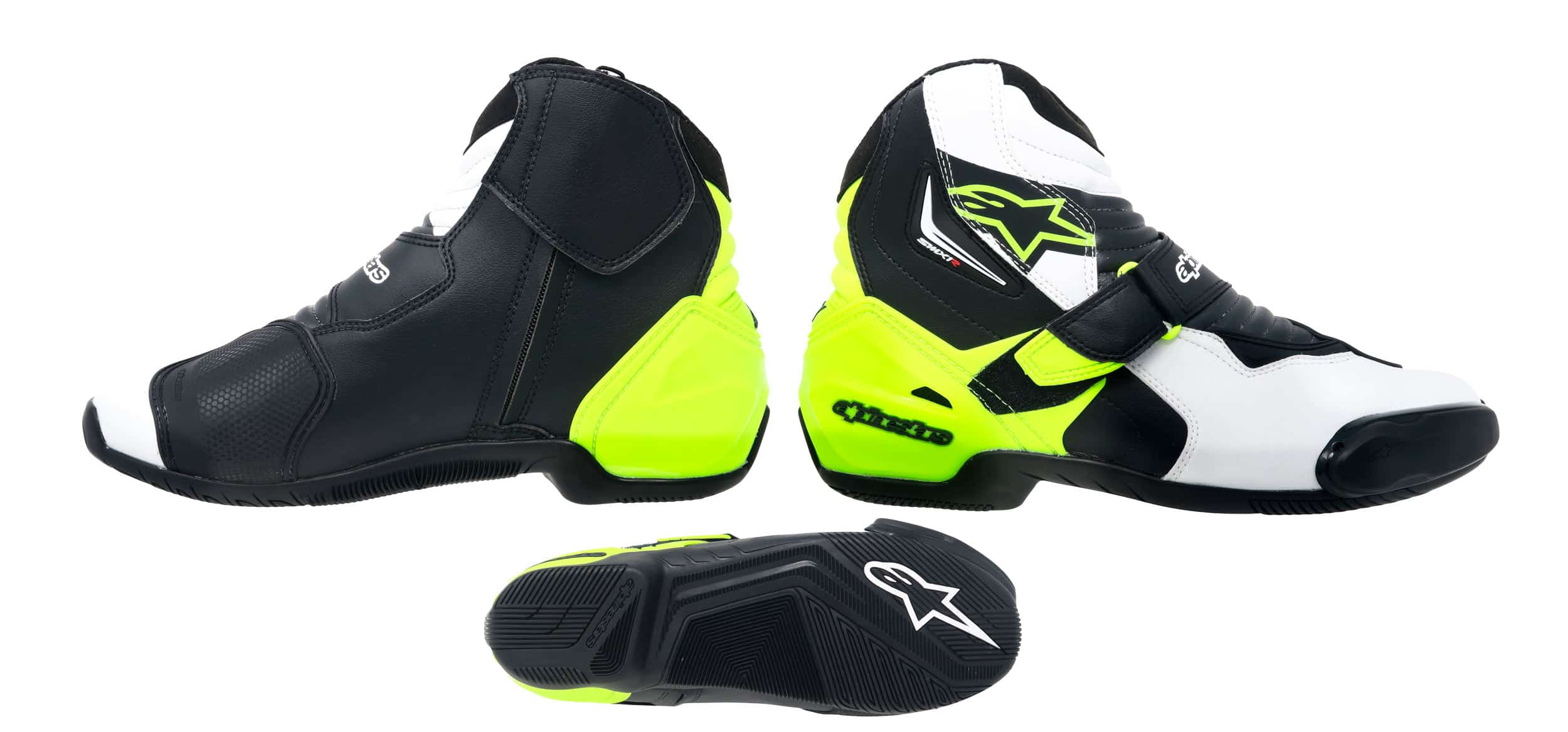 Alpinestars SMX-1 R riding shoes