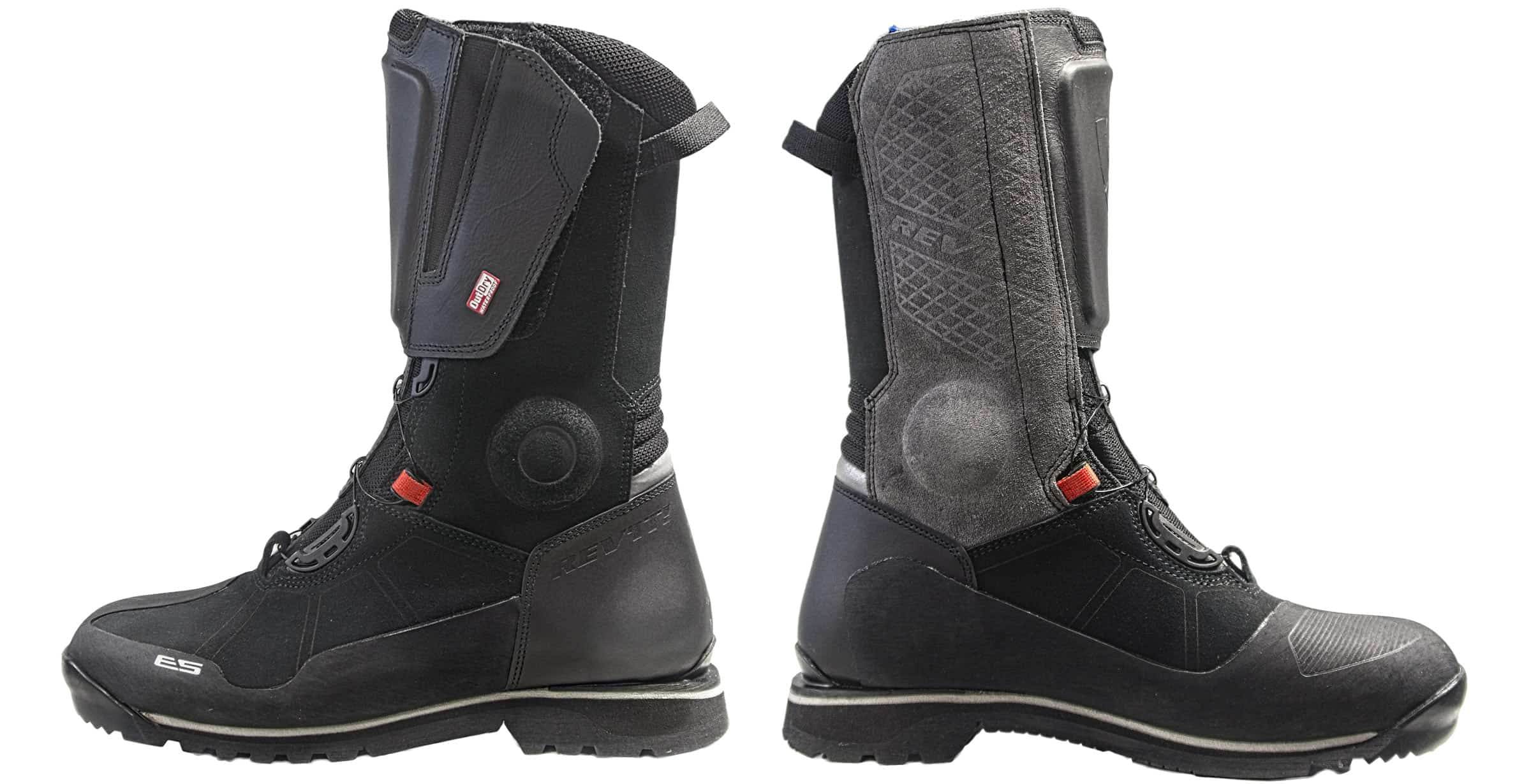 Rev It Discovery Adventure Motorcycle Boots Review