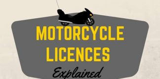 Motorcycle License Explained