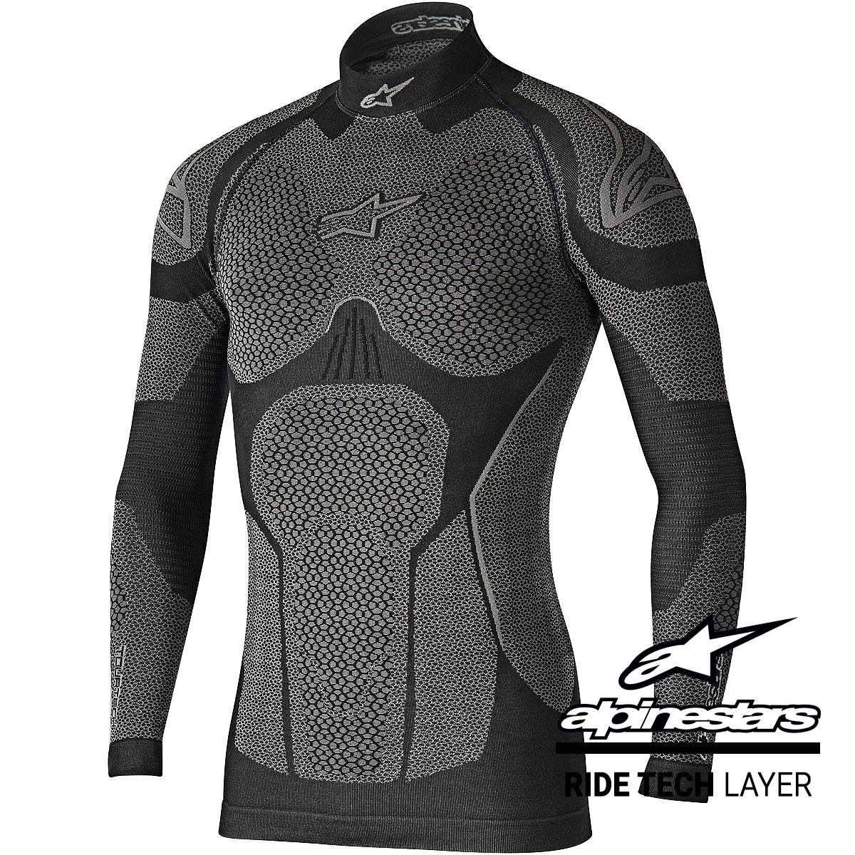 Alpinestars Ride Tech LS Winter Top winter motorcycle clothing accessories