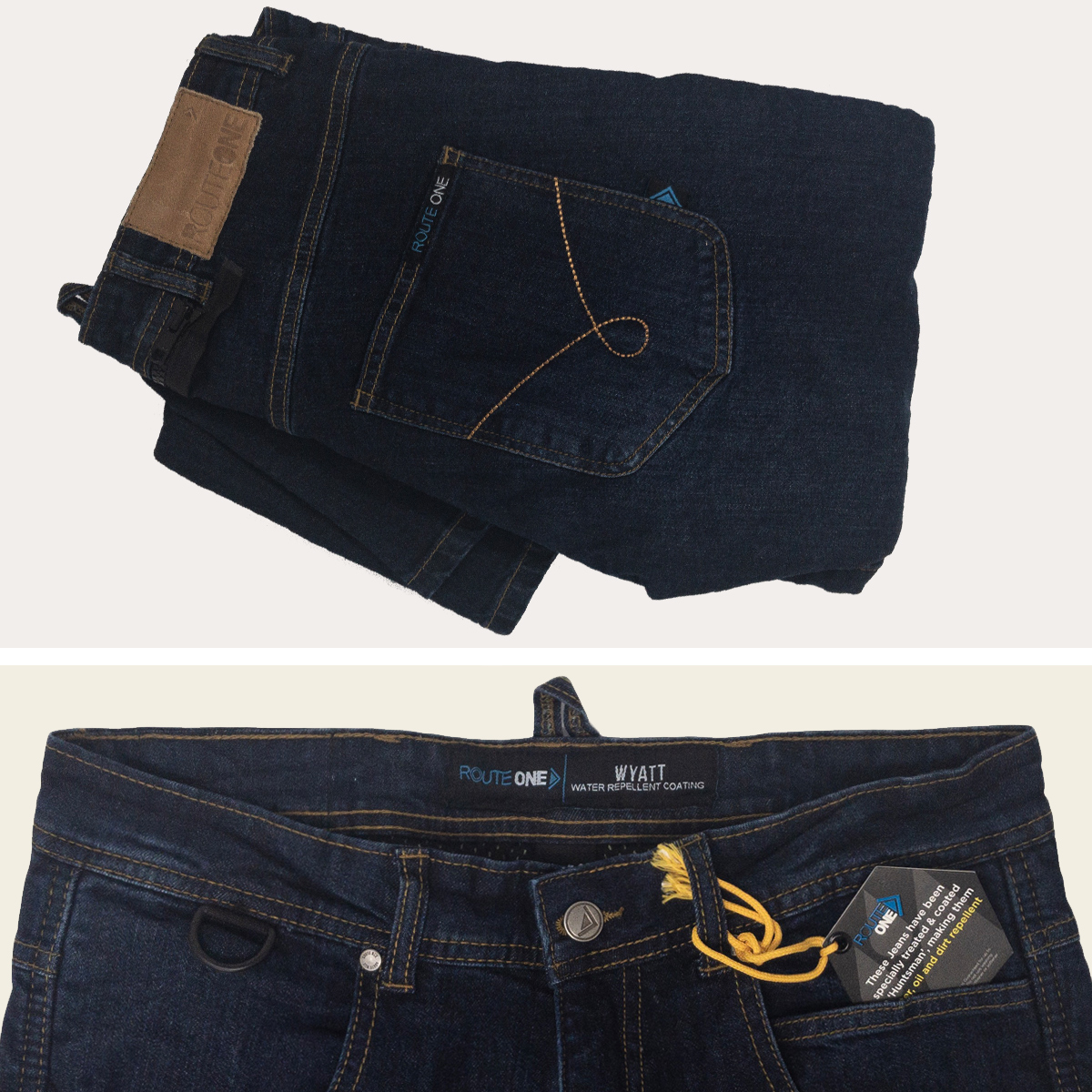 Route One Wyatt Jeans