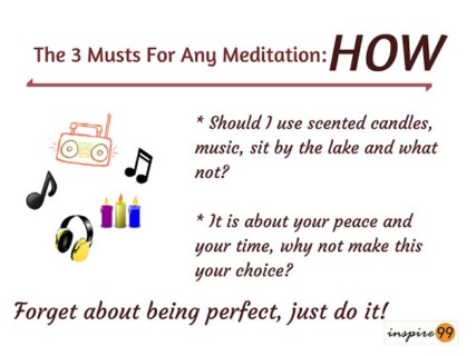 how to meditate, ways to meditate, meditation