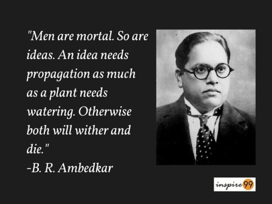 Ambedkar writings
