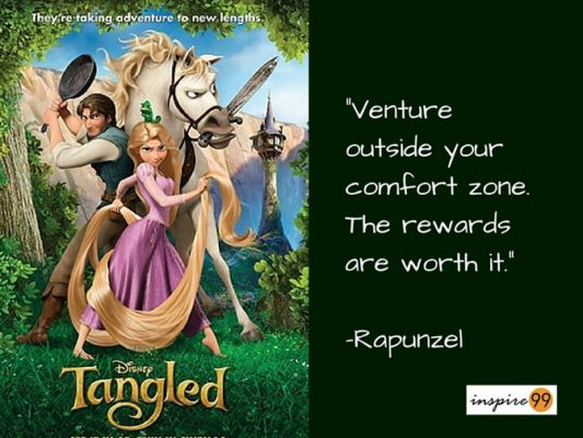 Quote Of The Day Venture Outside Your Comfort Zone The Rewards Are Worth It Inspire 99