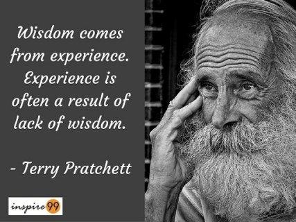 wisdom comes from experience, wisdom and experience quote, wisdom quote and meaning, wisdom and experience quote and meaning