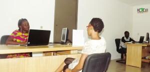 Kodji Agency office in Cote d'Ivoire