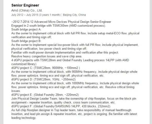 AMD Polaris GPU with 232mm² Surface Area Unveiled - Arun N