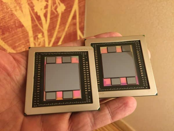 AMD Fury X2 Dual Fiji graphic card Exposed