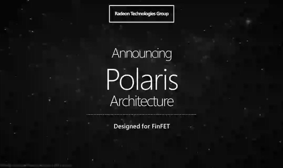 AMD Polaris 10 & 11 GPU Release date and Efficiency