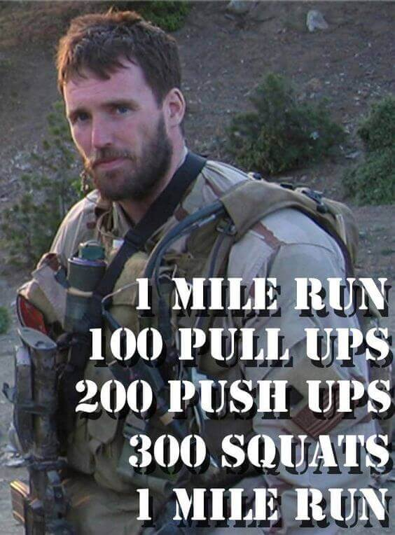 The Murph Challenge, The Murph Challenge: How I Tackled It