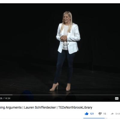 The Secret to Winning Arguments