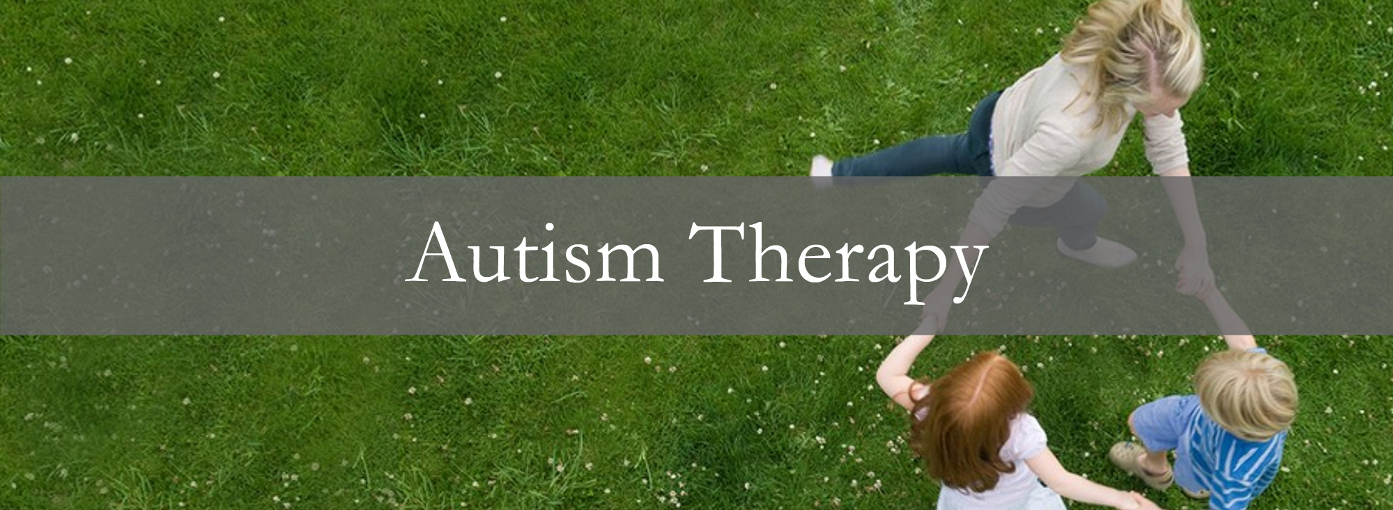 Autism Therapy