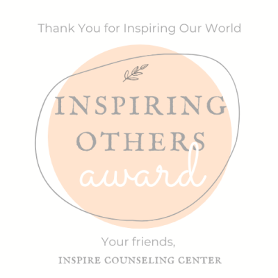 Inspiring Others Award – Andy Horne