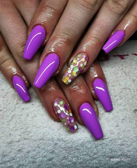 Best Purple nails