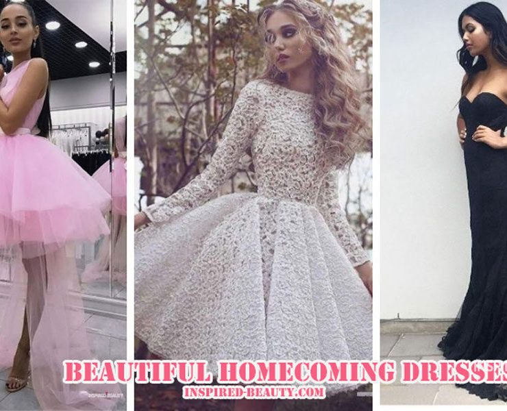 HOMECOMING DRESSES 2019