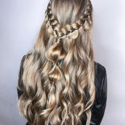 braid hairstyle for fall