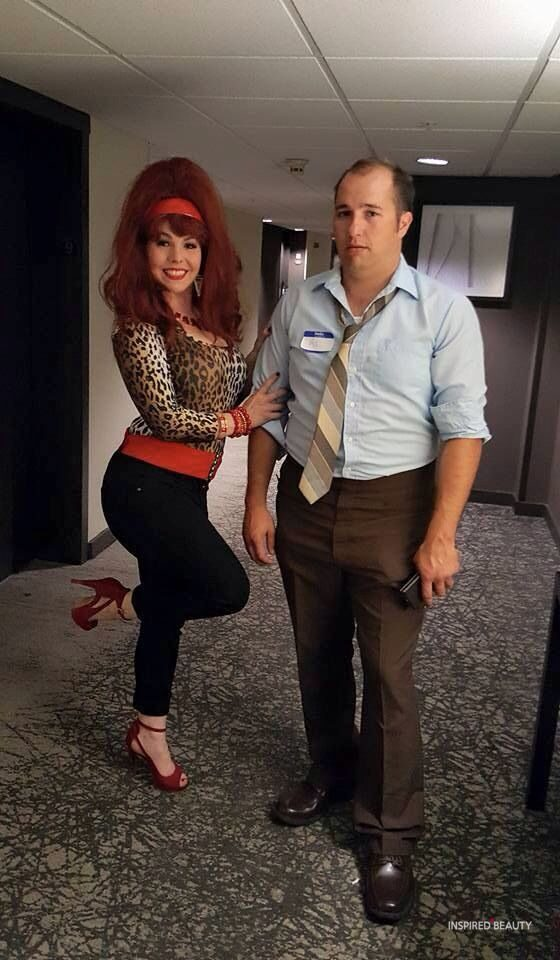 al bundy and peggy halloween costumes
