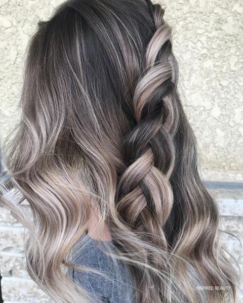 Balayage Hair Blonde