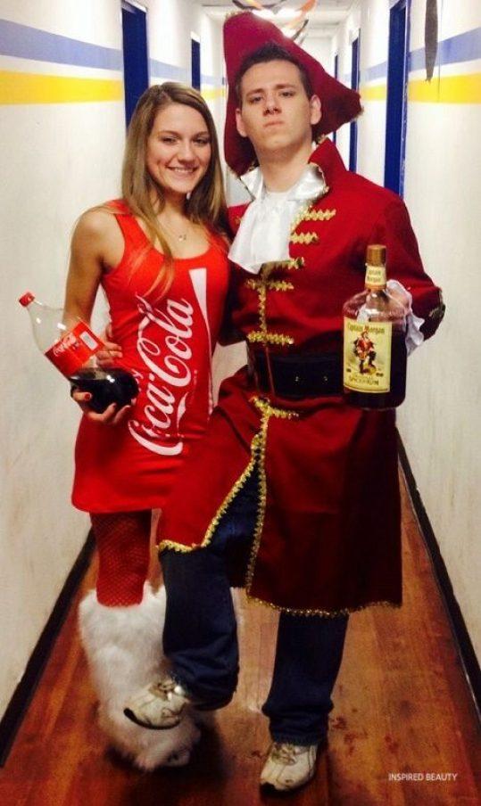 gin and coke halloween costumes