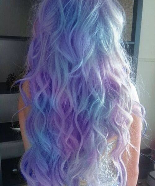 Random Hair Color Beauty and why, not