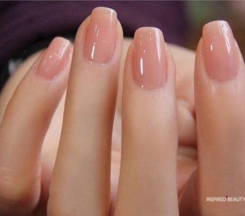 Squoval Nails acrylic