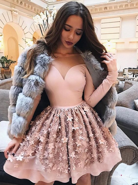 baby Pink Princess outfit for wedding and Formal Wear.