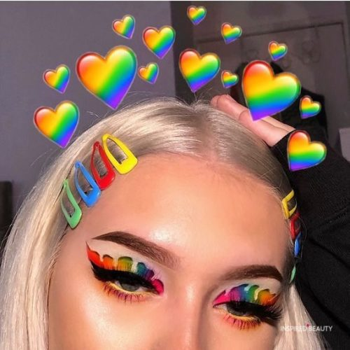 creative makeup looks