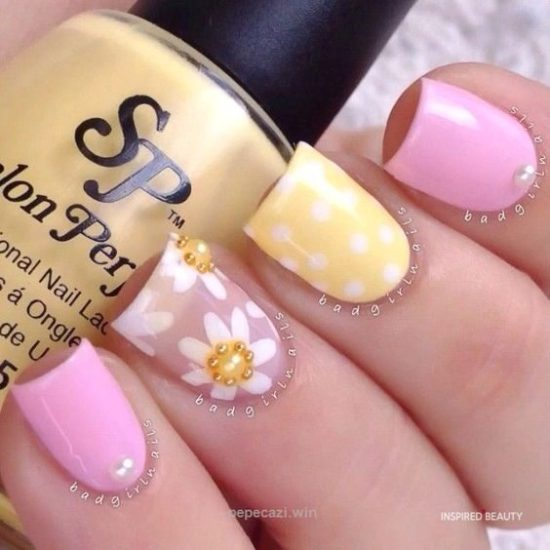 Nail Art Idea to Try (26 Photos)