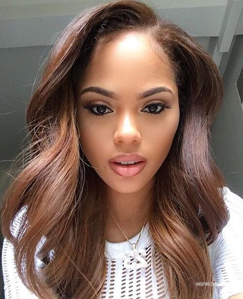 Best Hair Color for Light Brown Skin Tone
