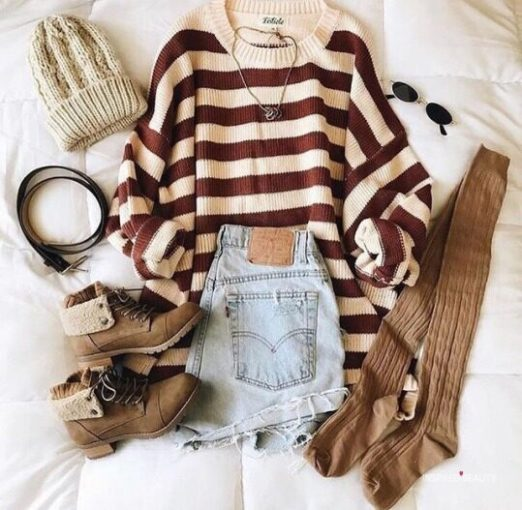 Cute Back To School Outfits for Teenagers