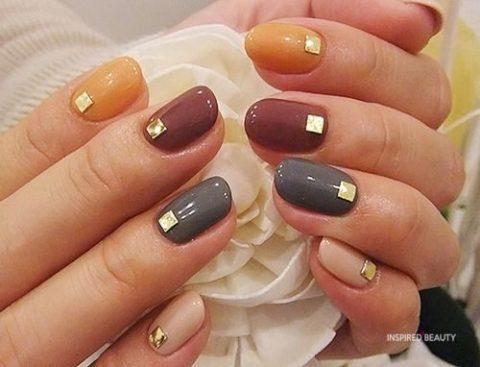 Fall Nail Designs