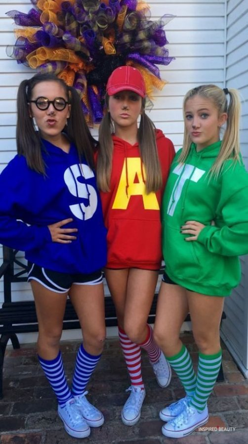 halloween costumes for 3 friends