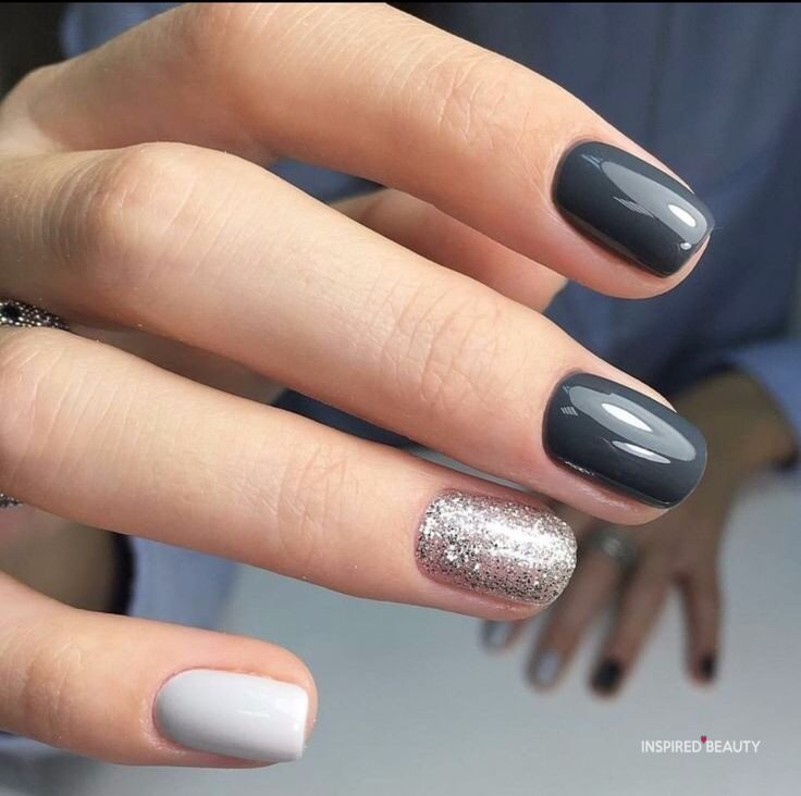 Winter nail colors