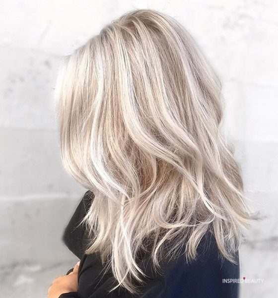 Hair colors ideas for blonde