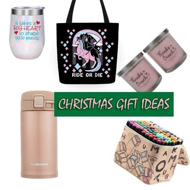 Best teacher Christmas gift