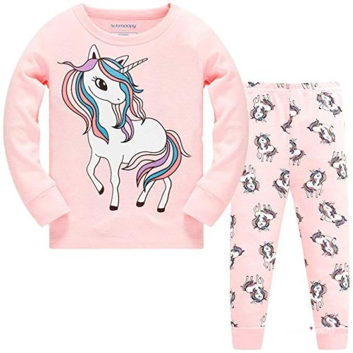 unicorn pajamas for girls