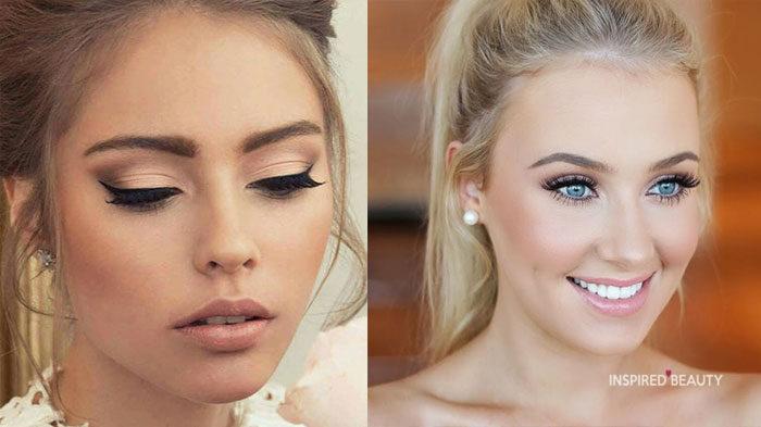 Natural Makeup Wedding