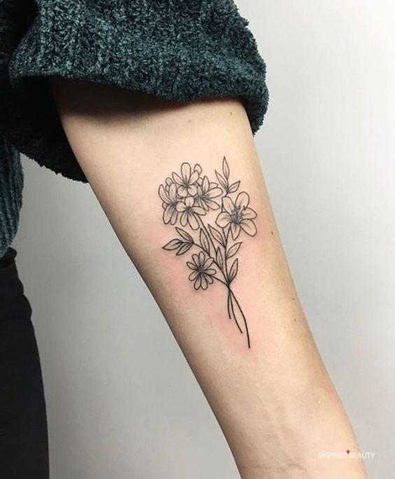 forearm tattoos women