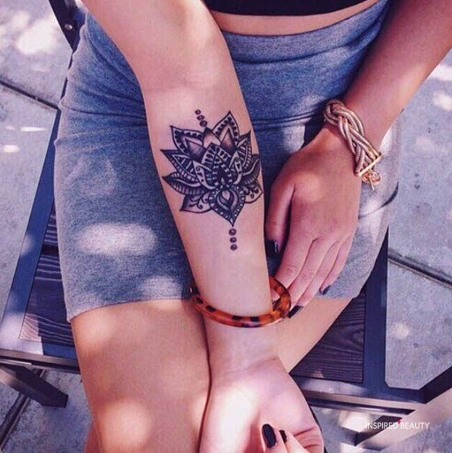 forearm tattoo ideas for women