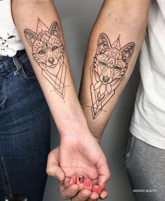 unique couple tattoo ideas