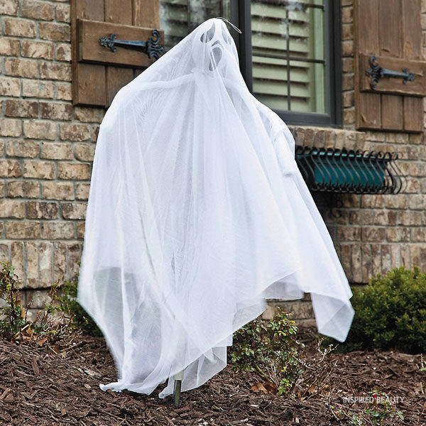 Ghost Scary Halloween Decorations indoor ideas