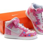 Girls Nike High Top