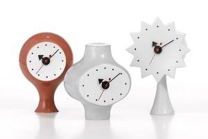 George Nelson Ceramic Clocks, 1953