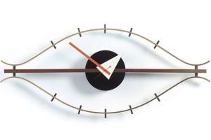 George Nelson Eye Clock, 1957